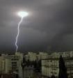 В Москве снова жёлтый уровень погодной опасности