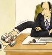 Бизнесмены утверждают, что коррупции стало чуть меньше