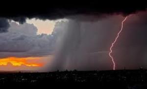 В шести областях России объявлен жёлтый уровень погодной опасности