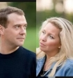Дмитрий Медведев и его жена отмечают 25-летие супружеской жизни