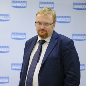 Милонов рассказал, что общего у Бузовой с украинскими политиками