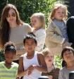 Анджелина Джоли замечена в