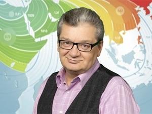 Ведущий погоды Александр Беляев пояснил сообщения об онкозаболевании