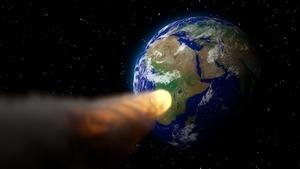 Огромный опасный астероид опять летит к Земле