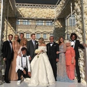Близкие Аллы Пугачевой рассказали об увиденном за кадром свадьбы ее внука