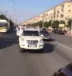 Выпускники академии МВД устроили заезд на Land Cruiser