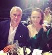 Валерий Меладзе вывел супругу
