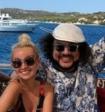 Рудковская и Киркоров отдыхают на яхте