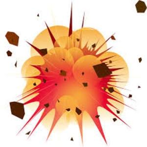 Мощный взрыв перепугал иркутян воскресным утром