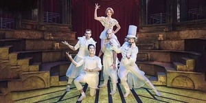 Московский театр мюзикла поздравит Москву номерами из «Принцессы цирка»