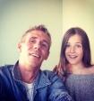 Дочь Алексея Панина рассказала, как переживает скандалы вокруг звездного папы