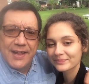 Егор Кончаловский рассказал о крещении своего маленького сына Тимура