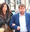 Муж вышел с Жасмин в люди впервые после скандала с мошенничеством