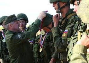 Российская армия вошла в тройку сильнейших по версии Global Firepower