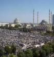 В Чечне тысячи людей пришли на акцию против преследования мусульман в Мьянме