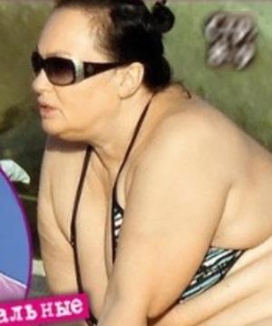 Лариса Гузеева после каникул стала выглядеть как