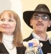 Михаил Боярский с супругой впервые показали публике своего внука Андрея