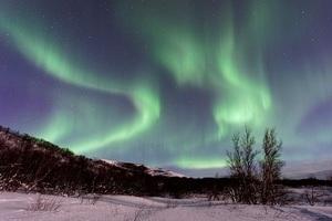 Из-за вспышки на Солнце над Москвой ожидается полярное сияние