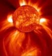 На Солнце произошла наимощнейшая вспышка