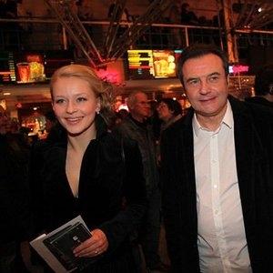 Юлия Пересильд заявила, что Алексей Учитель – отец ее дочерей