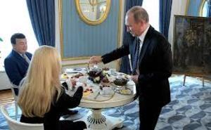 Кобзон рассказал, какой подарок он получил от Путина