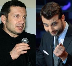 Андрей Ургант ввязался в скандал сына с телеведущим Владимиром Соловьевым