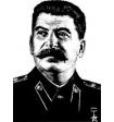 В Москве установили памятник Сталину