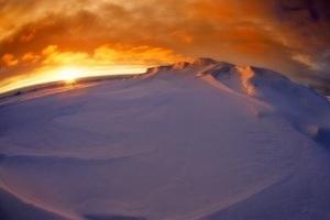 Первый снег может выпасть в Москве в ближайшие дни