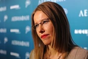 Собчак назвала главу своего предвыборного штаба на выборах президента России