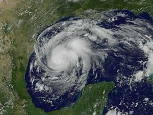 На Россию надвигается ураган