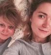 Анна Михалкова поддержала сестру после развода с Резо Гигинеишвили