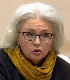 Татьяна Власова рассказала о гибели 23-летней дочери Джигарханяна