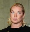 Волочкова устроила скандал на телешоу, посвящённому скандалу вокруг интимных снимков