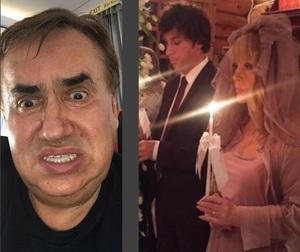 Садальский о втором венчании Пугачевой: