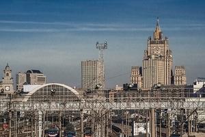 Из здания Киевского вокзала в Москве эвакуировали несколько сотенчеловек