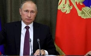 Названа дата большой пресс-конференции Путина