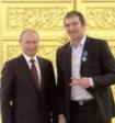 У команды Путина появился свой сайт