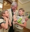 Незадолго до 90-летия Иван Краско планирует стать отцом