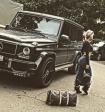 Полиция проверяет видеозапись с 4-летним ребёнком за рулём на МКАД