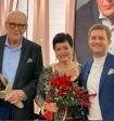 Супруга Виторгана оставила отзыв о Борисе Корчевникове после съемок в