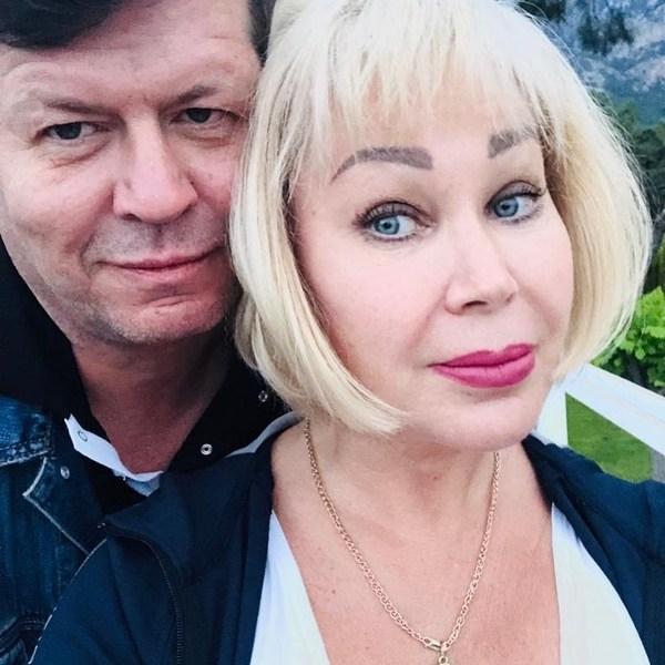 Кончаловский на коленях попросил жену-актрису Ольгу Спиркину не разводиться с ним