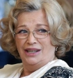 Вдова Валентина Гафта внезапно покинула церемонию прощания до окончания