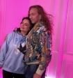 Наташа Королева и ее мама поздравили с днем рождения Тарзана: