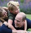 Дети принца Уильяма открыто обратились к покойной Диане Спенсер: