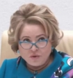Матвиенко предложила спросить у Первого канала, как проходил отбор на