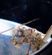 В космическом корабле имени Гагарина стартуют не только русские, но и астронавт НАСА