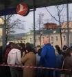 У московского офиса Turkish Airlines выстроилась очередь после отмены полетов в Турцию