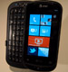 LG Quantum, или Optimus 7Q: WP7-смартфон с горизонтальной QWERTY-клавиатурой