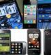 Объем российского рынка коммуникаторов и смартфонов за 2010 г. составил 2 млн. 615 тыс. штук