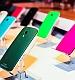 Разноцветные смартфоны-новинки